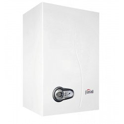 Wall mounted gas boilers